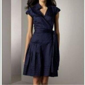 Diane Von Furstenberg Edan Wrap Dress